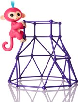 Fingerlings Playset Jungle Gym incl. 1 robot aapje