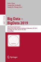 Big Data – BigData 2019