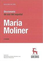 Diccionario de Uso del español DVD versión 3.0