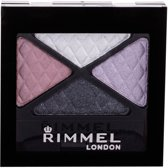 Rimmel Glam'Eyes Quad Eyeshadow - 023 Beauty Spells - Oogschaduw Palet