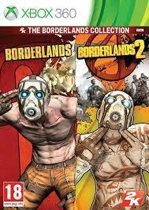 Borderlands 1 and 2 Collection /X360