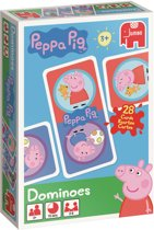 Peppa Dominoes Game