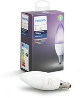 Philips Hue White and Color Ambiance - Losse lamp - E14