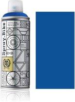 Spray.Bike Blauwe Fietsverf - London Collection 400ml Fiets Verf - Poedercoating voor fiets frames, ontworpen voor zowel amateur- als professioneel gebruik
