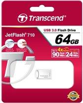 Transcend JetFlash 710 - USB-stick - 64 GB