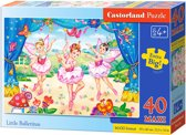 Little Ballerinas puzzel 40 maxi stukjes