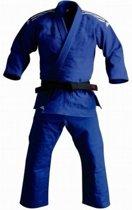 Nihon Judopak J500 Unisex Blauw Maat 200