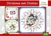 Hobbydols 226 Christmas met Christien