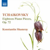 Tchaikovsky: 18 Piano Pieces
