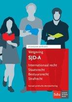 Wetgeving Sociaal Juridische Dienstverlening 2016-2017 SET
