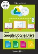 Ontdek - Google Docs en Drive
