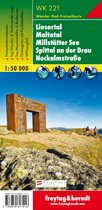 FB WK221 Liesertal • Maltatal • Millstätter See • Spittal a,d, Drau • Nockalmstraße