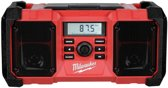 Milwaukee M18JSR-0 AM/FM bouwradio