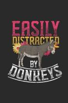 Easily Distracted By Donkeys