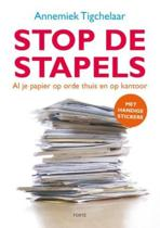 Stop de stapels