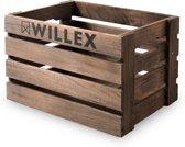 Willex Houten Transportkrat 22,5 Liter Bruin