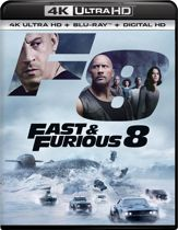 Fast & Furious 8: The Fate of the Furious (4K Ultra HD Blu-ray)