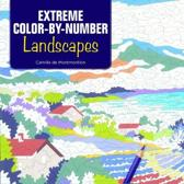 Extreme Color-By-Number: Landscapes