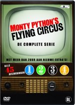 DVD cover van Monty Pythons Flying Circus Collection