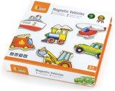 Viga Toys - Magnetische Voertuigen - 20 stuks