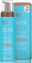 Selfie Tan'n Go Mousse-Medium Dark 7.5oz