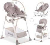 Hauck Sit N Relax 3 in 1 Kinderstoel - Stretch Beige