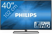 Philips 40PUK6400 - Led-tv - 40 inch - Ultra HD/4K - Smart tv