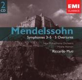 Riccardo Muti - Mendelssohn Symphonies Nos 3,