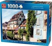 Puzzel Frankrijk 1000 stukjes