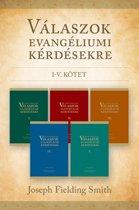 Válaszok evangéliumi kérdésekre: I-V kötet