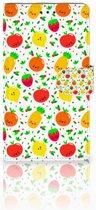 Sony Xperia L1 Boekhoesje Design Fruits