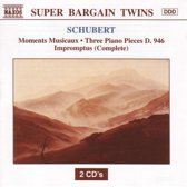 Schubert:Moments Musicaux Etc.*D*