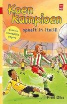 Dyslexie boeken - Koen Kampioen speelt in Italie