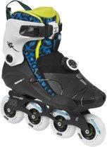 e3a4494a520 Powerslide Inline Skates Vi Fsk Unisex Zwart/blauw Maat 39