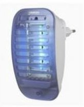 EUROM Fly Away plug-in UV4 Vliegenlamp 4 Wat 25 m²