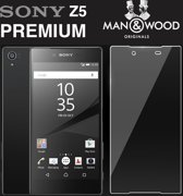 Man & Wood Screenprotector / Schermbescherming ECHT GEHARD GLAS (Tempered Glass) - Sony Xperia Z5 Premium
