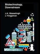 Boek cover Biotechnology, downstream van Wesselingh (Paperback)
