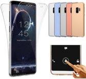 TPU Voor en Achter Ultradun hoesje voor Samsung Galaxy S9 Plus