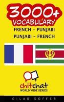3000+ French - Punjabi Punjabi - French Vocabulary