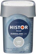 Histor Perfect Finish Lak Acryl Zijdeglans 0,75 liter - Cyber