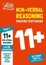 11+ Non-Verbal Reasoning Practice Test Papers - Multiple-Choice