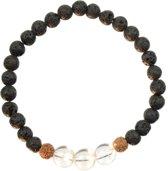 Bergkristal Armband | Sadalbari | M - 19 cm
