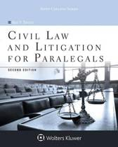Civil Law and Litigation for Paralegals