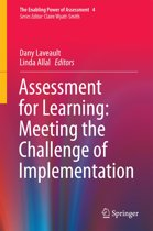 Assessment for Learning: Meeting the Challenge of Implementation