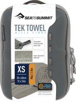 Sea to Summit Tek Towel XS (30x60 cm) Grey