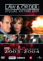 Law & Order: Special Victims Unit - Seizoen 5