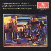Sonata For Solo Cello/Sonata For Cello And Piano