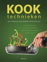 Boek cover Kooktechnieken van Claudia Lenz (Paperback)