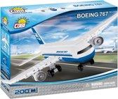Cobi Boeing 767 bouwstenen set