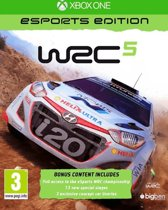 Bigben Interactive WRC 5 eSports Edition, Xbox One Basic + DLC Xbox One video-game